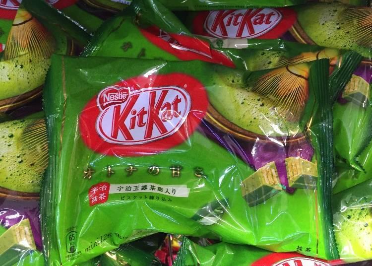 Kit Kat迷你型 大人抹茶风味 12片
