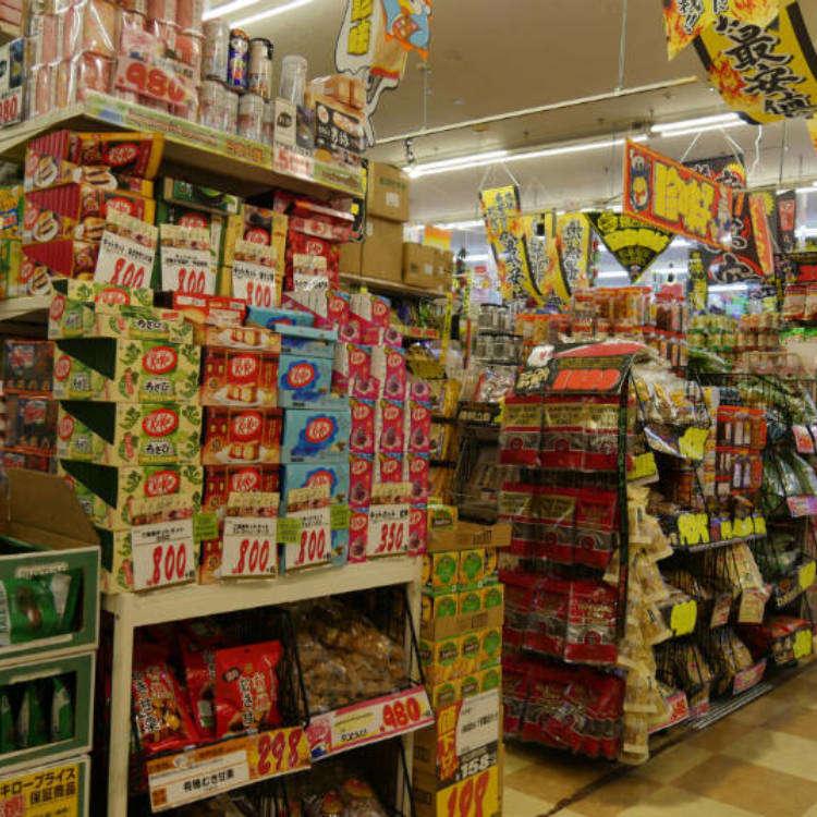 ดองกิโฮเต้กับสินค้าแนะนำจากผู้จัดการร้าน (เทนโจ) สาขาชินจูกุ