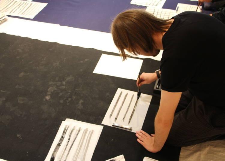 書道-美しい字を書けるようになるまでの挑戦