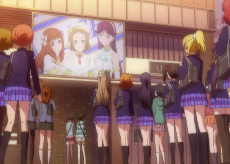 Anime Pilgrimage: Love Live!