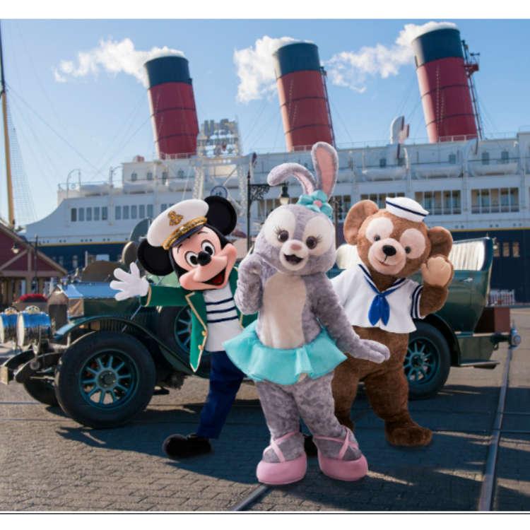 東京迪士尼海洋達菲熊的新朋友「史黛拉兔」(Stella Lou)夢幻登場