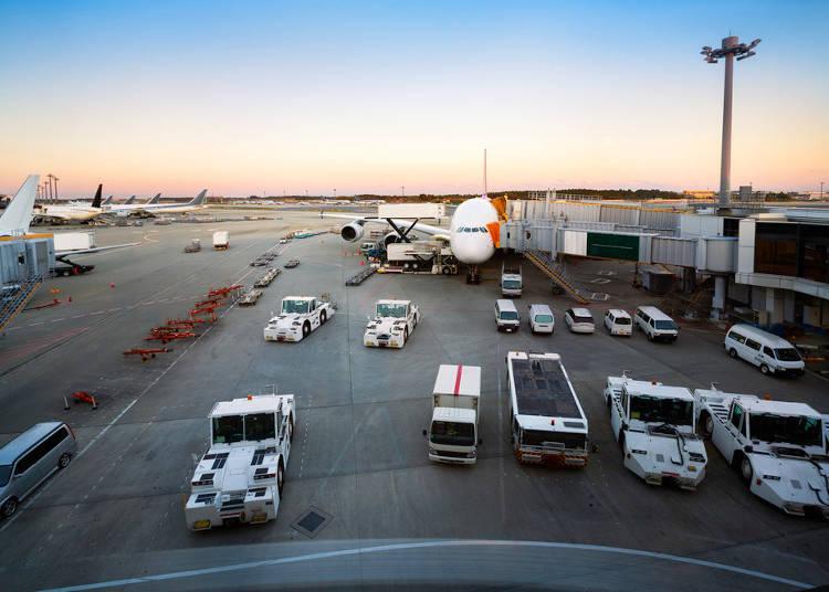 日本の国際空港
