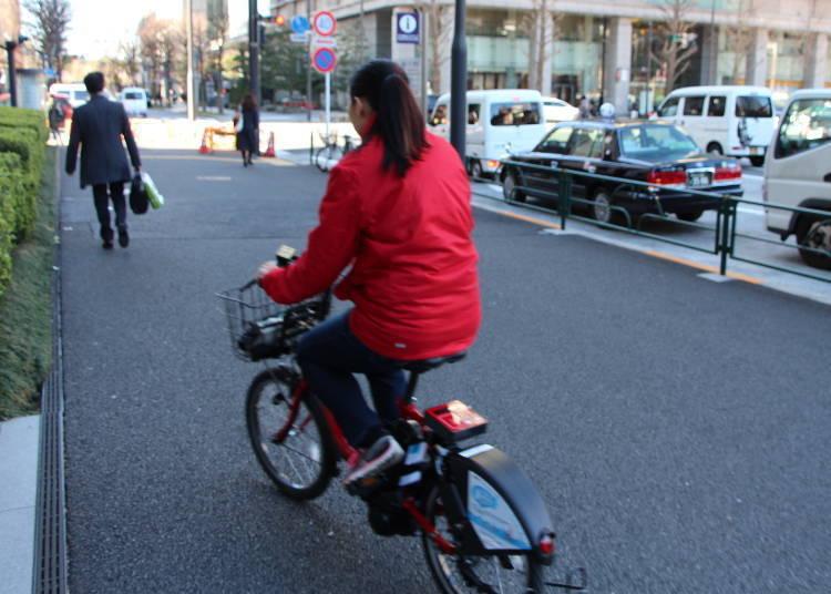 什麼是自行車分享服務呢?