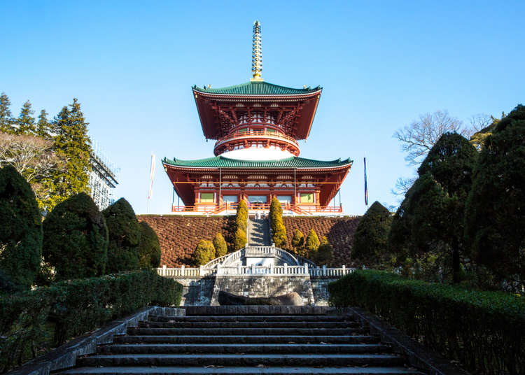 [MOVIE] Copying Sutras at Narita Temple with the Narita Transit Program