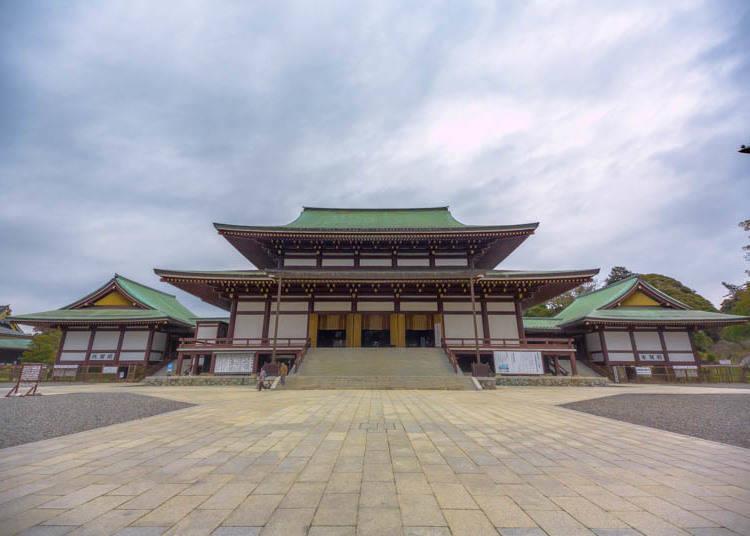 成田山新勝寺とは