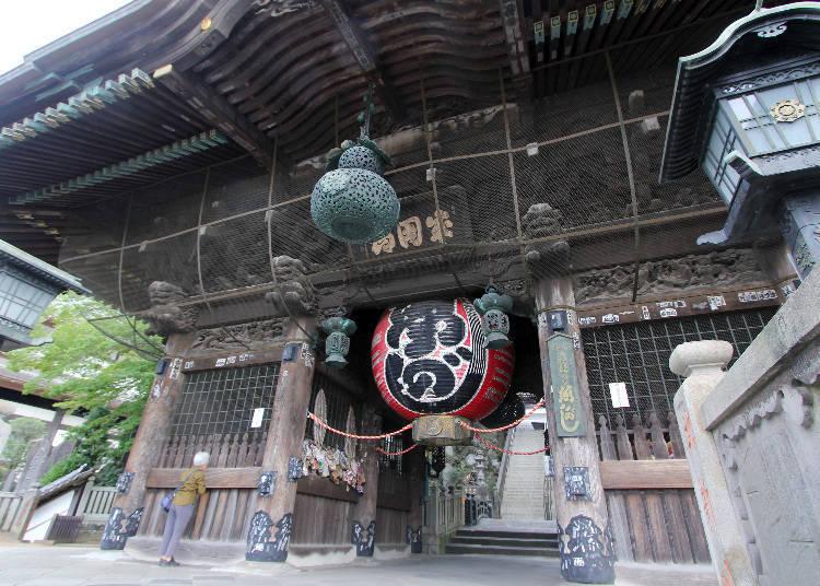 千年间从未熄灭的神圣御火!供奉不动明王的成田山新胜寺