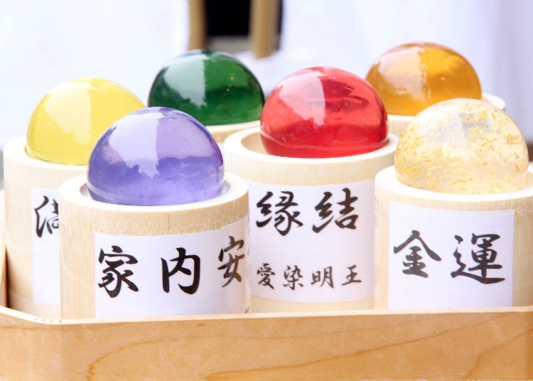 顛覆你對肥皂的想像「成田山表參道Sabonsama」潔顏果凍皂