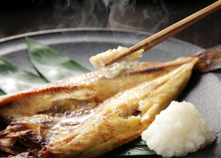 「焼き魚」はシンプルな調理法だからこそ魅力的