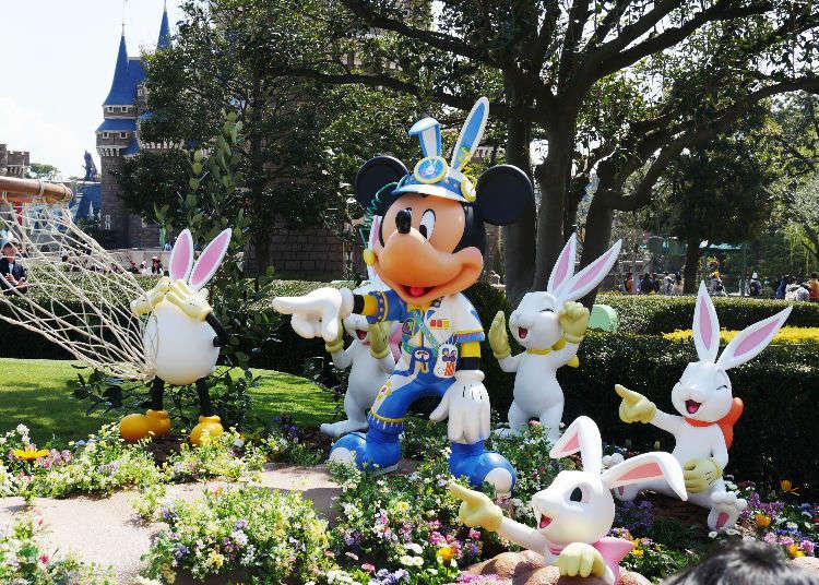 2017東京迪士尼樂園 春季復活節全攻略