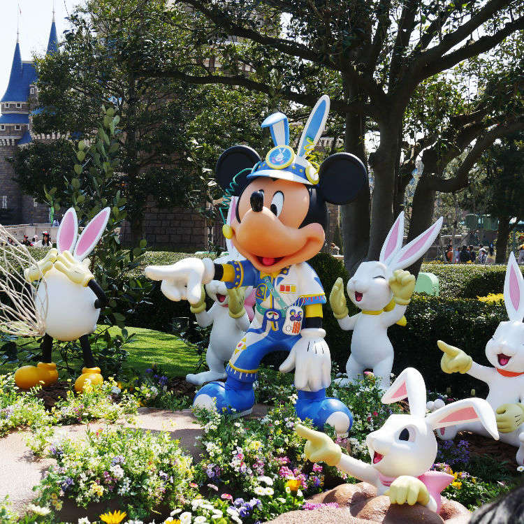 Experience Disney Easter 2017 at Tokyo Disneyland and its many Highlights!