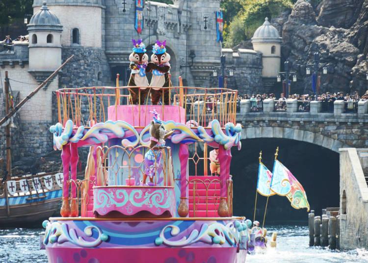 Enjoy Disney Easter at Tokyo DisneySea!