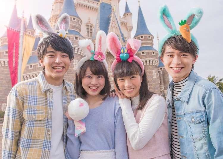 2017春天復活節 東京迪士尼必買限定商品