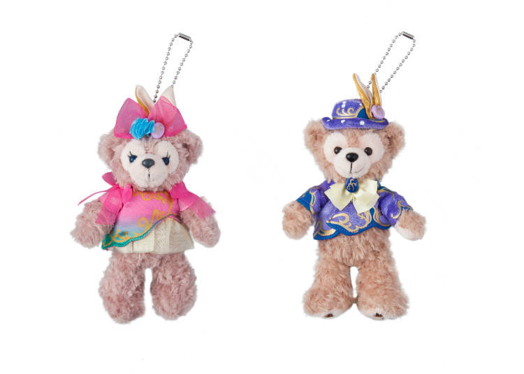 Duffy and Shellie May Easter Plushies