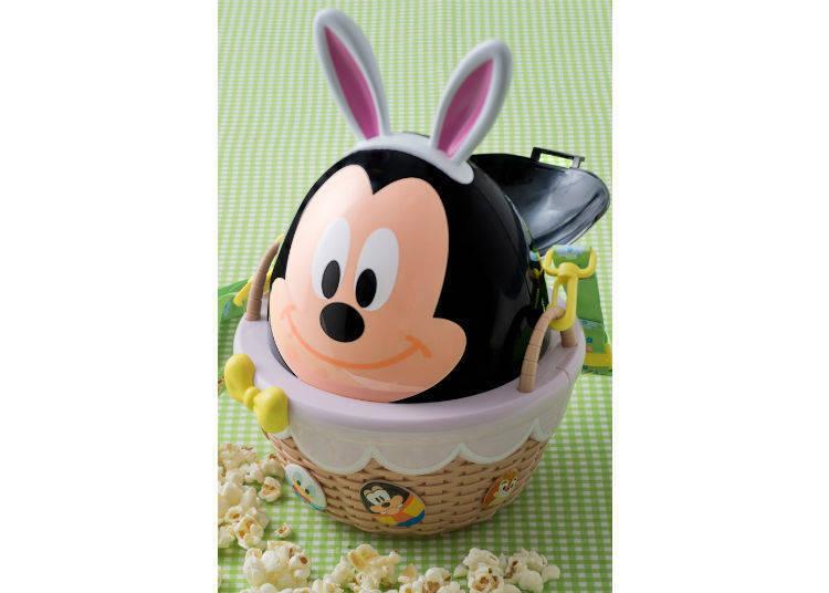 Disney's Popcorn Buckets