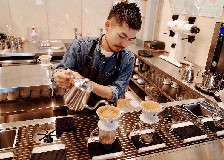 BLUE BOTTLE COFFEE手沖咖啡方式,不藏私全公開