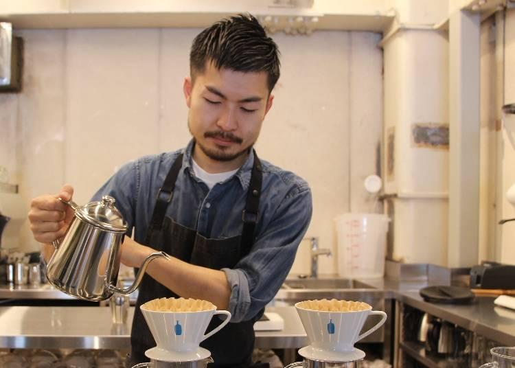 在家重現BLUE BOTTLE COFFEE咖啡的訣竅