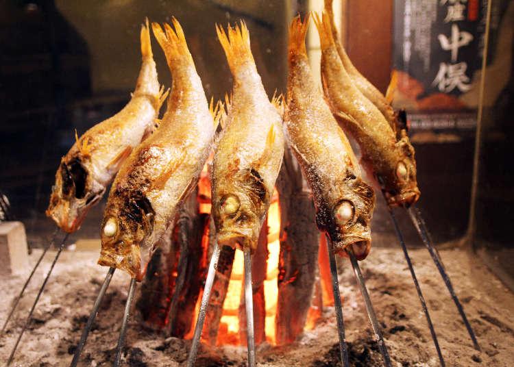 發光發熱的師傅絕技!可以品嚐到喉黑魚(赤鯥魚)原始燒風味的店舖開幕了!