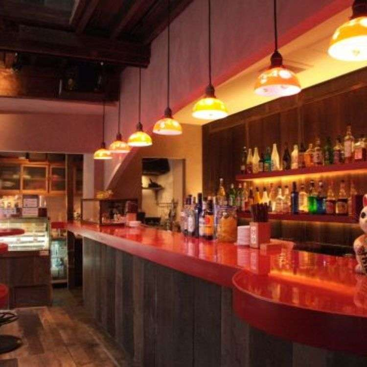 The Shibuya Oiran Warm Up Bar