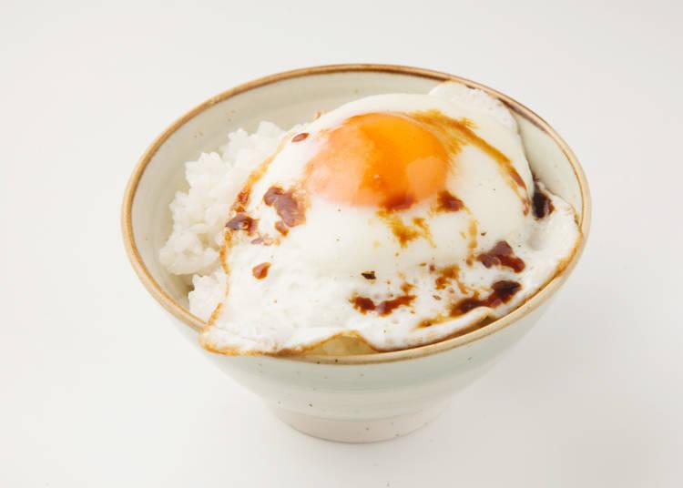 日本の王道は卵×ご飯で間違いなし!