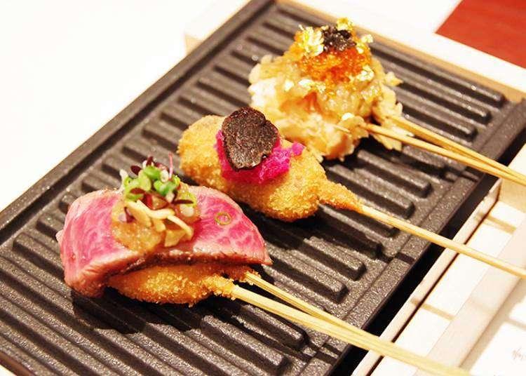 「GINZA SIX」必吃餐廳!首次進駐日本、限定菜單還有抹茶甜點都在這裡!