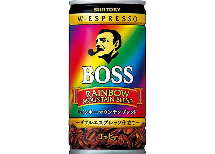 BOSS Rainbow Blend