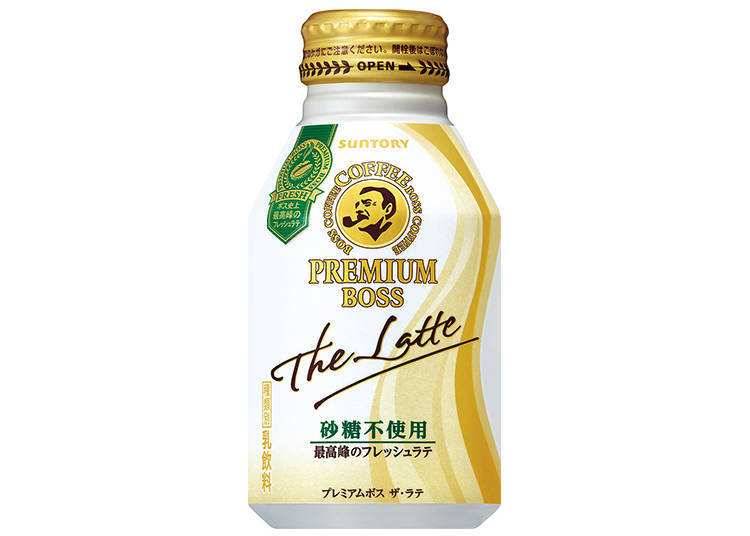 Premium BOSS The Latte <Sugar-Free>