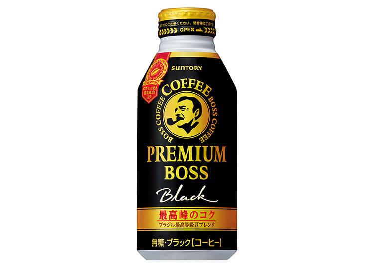 Premium BOSS Black