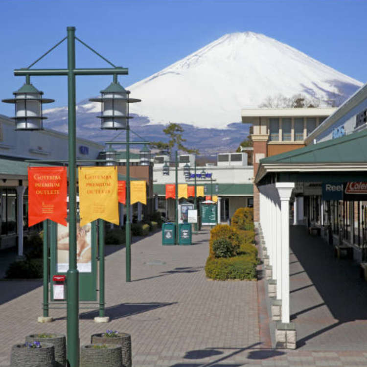 5 Major Outlet Malls In and Around Tokyo