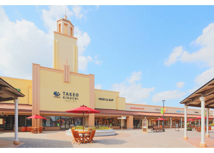 3. Shisui Premium Outlet: Japanese Goods Galore