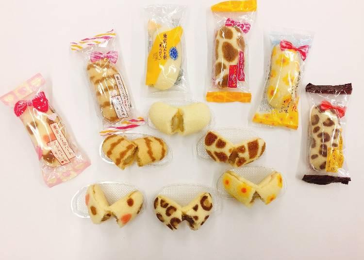 經典不衰的TOKYO BANANA香蕉蛋糕