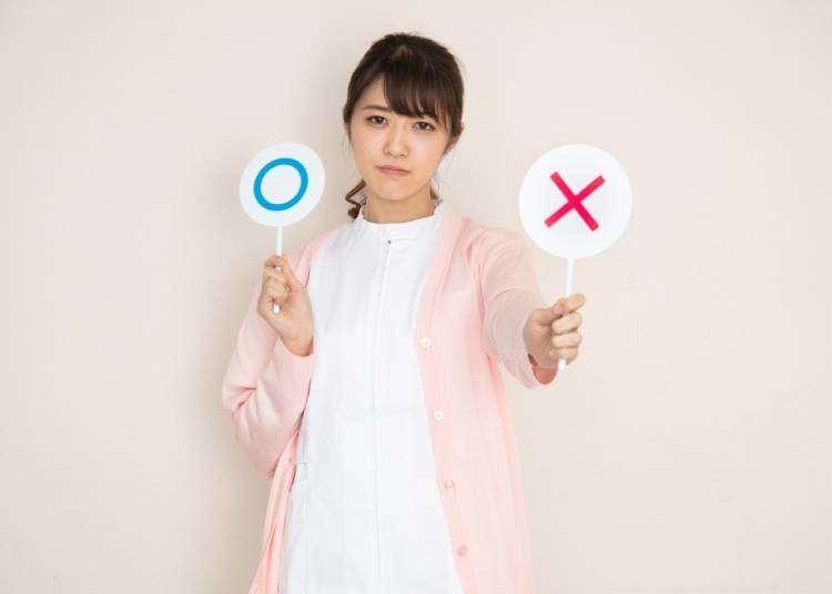 在日本最好不要做的9件事