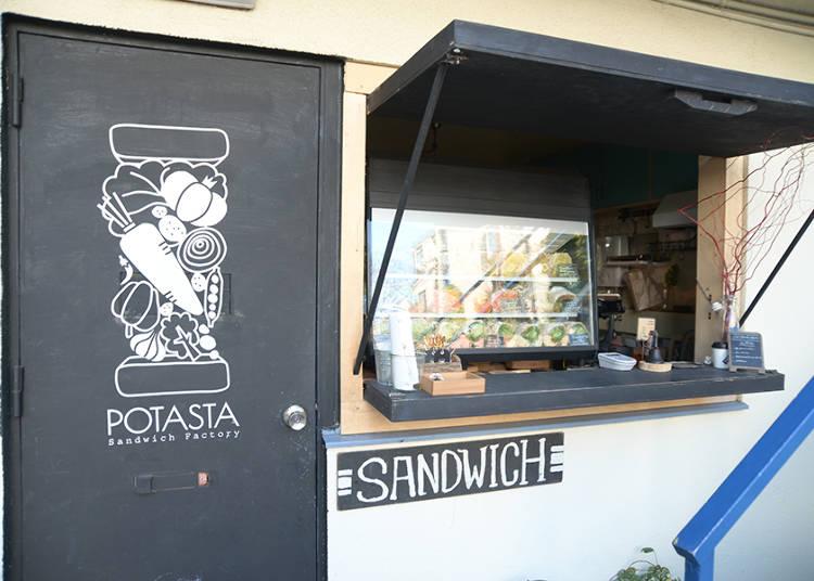 POTASTA: Sandwiches to Die For