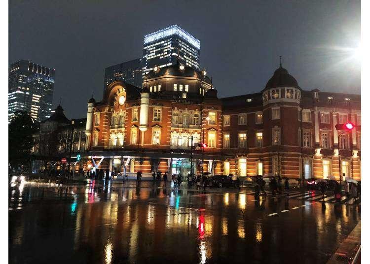 咖啡、杂货、美食、购物还有夜景,东京车站周边的趣味性超乎你的想象!