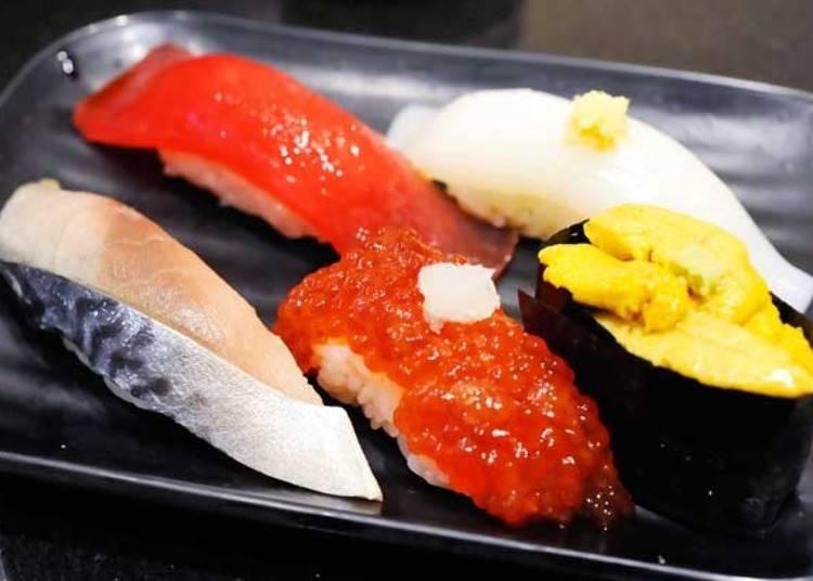 Japan Gourmet Street: Tasting Regional Delicacies from all over Japan