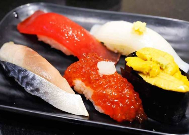 Japan Gourmet Street: Tasting Regional Delicacies from all over Japan