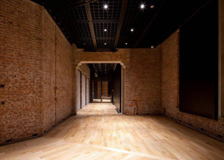 Tokyo Station Gallery: a Marriage of Bricks and Blocks