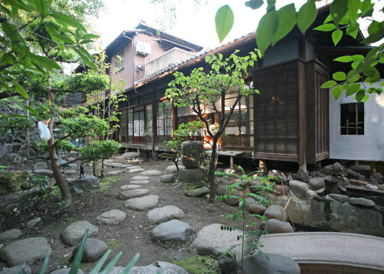 toco. - Image Staying at Your Japanese Grandma's House...