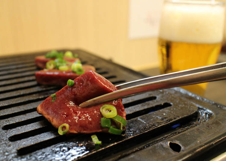 Misono's Must-Tries: Three Barbecue Delicacies that You Have to Order!