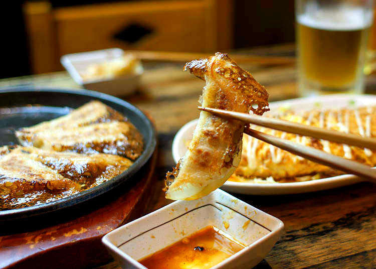 "Eat ""0-Yen Gyoza Dumplings"" 'til You Drop!"
