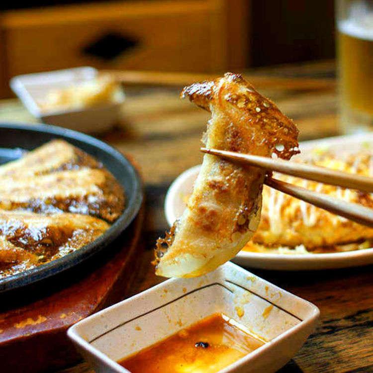 餃子が0円で無限に食べ続けられる!「餃子処たちばな」