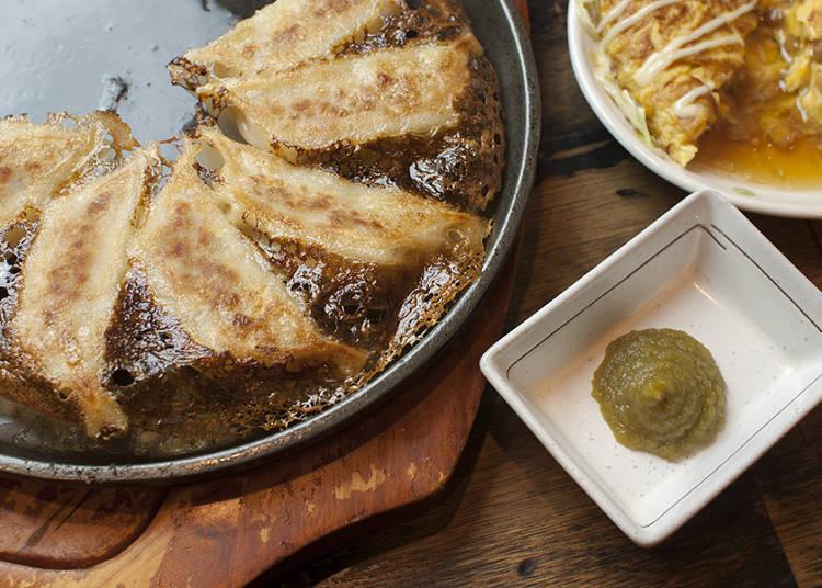 What's Your Favorite Gyoza Seasoning?