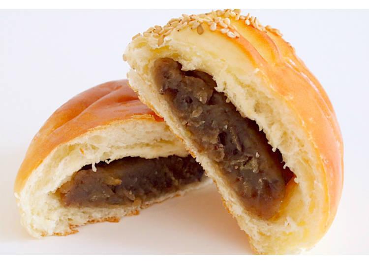 10) Tenshin Amaguri Anpan, the Fusion of Shiroan and Chestnut