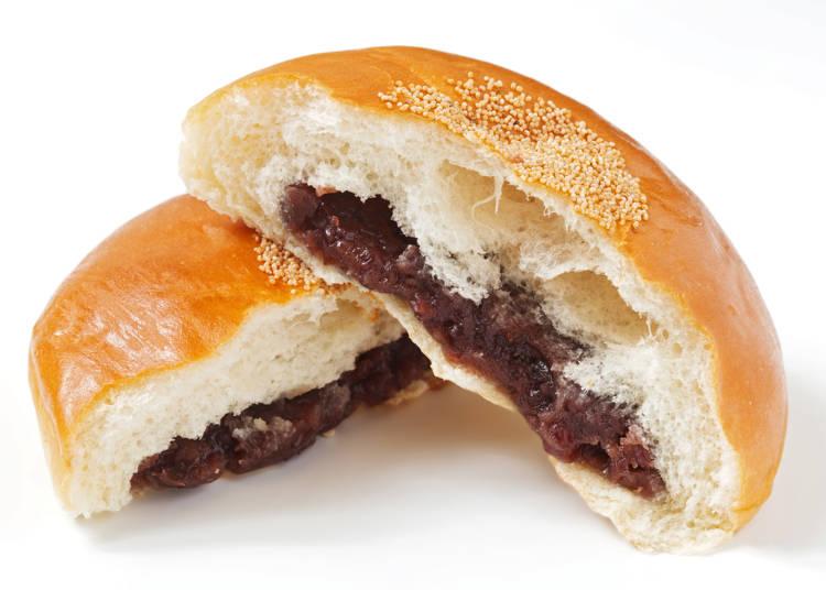人気No.1は和と洋が融合した「あんパン」
