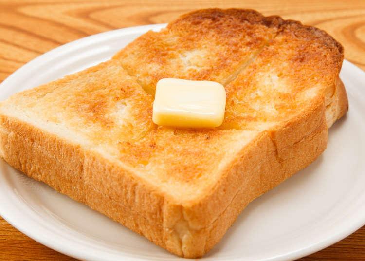 식빵을 먹는 나라별 특징! 외국인은 식빵에 어떤걸 올려서 또는 발라서 먹을까?