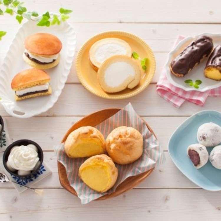 煥然一新的日本7-11甜點!全新人氣甜點大集合!