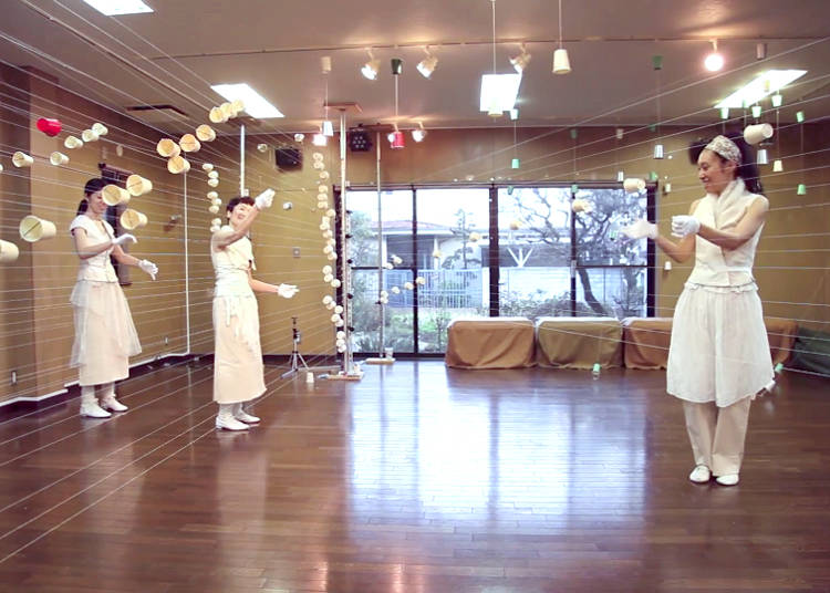Want a Unique, Artistic Memory in Tokyo? Try Studio EVE's workshop for yourself!