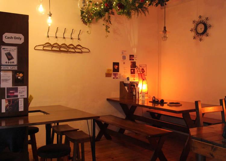 浅草観光の後に行きたい夜カフェ