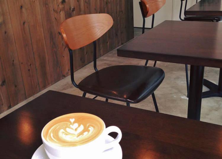 品嘗虹吸式咖啡的恬靜時光