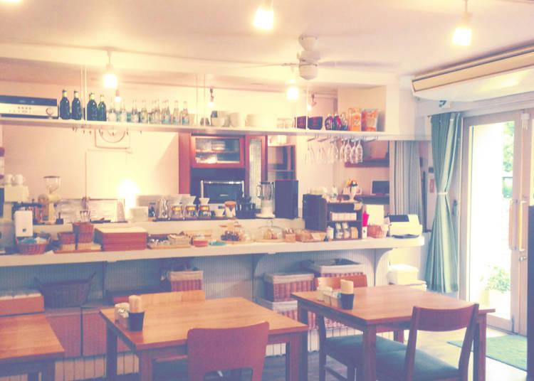 午餐套餐好評如潮的舒適咖啡店