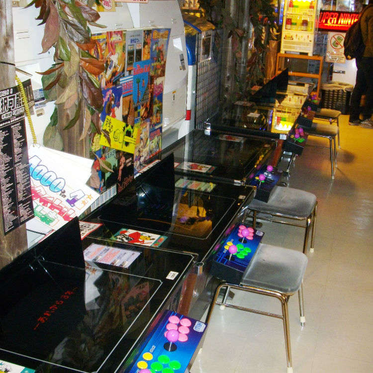 The Top 5 Retro Game Stores in Akihabara
